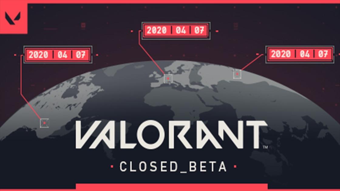 新作FPS「VALORANT」のクローズドベータ版が4/7(火)に海外限定で配信開始 現時点で日本ではプレイ不可能