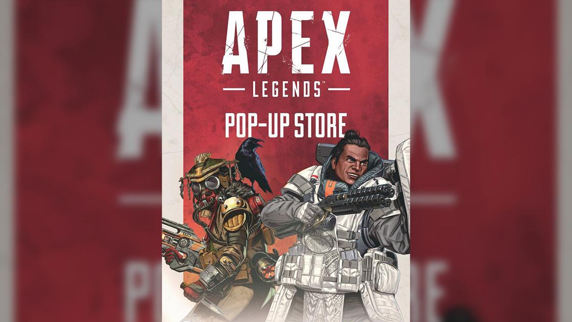 「Apex Legends」日本初のポップアップストアが「東京スカイツリータウン・ソラマチ」にオープン 期間は8/6〜8/18まで